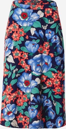 King Louie Rok in de kleur Blauw / Gemengde kleuren, Productweergave