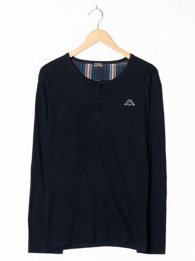 KAPPA T-Shirt in XL in dunkelblau, Produktansicht