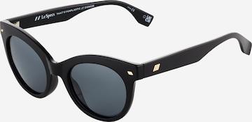 LE SPECS Solbriller i svart
