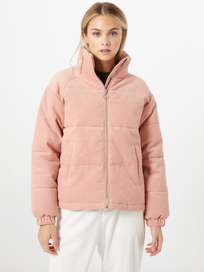 ABOUT YOU Jacke 'Shelly' in rosa: Frontalansicht