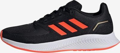 ADIDAS PERFORMANCE Sportschuh 'Runfalcon 2.0' in lachs / schwarz, Produktansicht