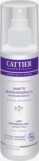 Cattier Reinigungsmilch 'Kornblume & Sonnenblume Caresse d´Herboriste' in weiß, Produktansicht