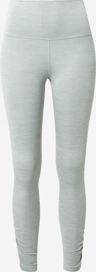 NIKE Pantalon de sport 'Nike Yoga' en gris / gris clair, Vue avec produit