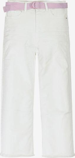 STACCATO Jeanshose in weiß, Produktansicht