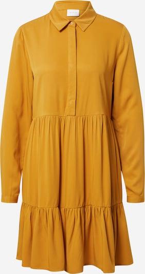 VILA Skjortklänning 'MOROSE' i senap, Produktvy