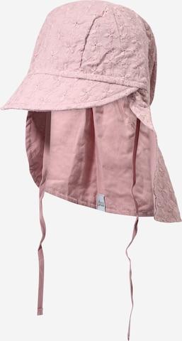 mp Denmark Cap 'Flora' in Pink