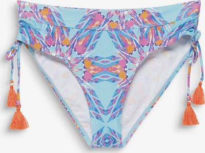 ESPRIT Bikinihose 'JUPITER' in türkis / mischfarben, Produktansicht