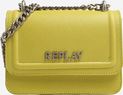 REPLAY Чанта за през рамо тип преметка в жълто, Преглед на продукта