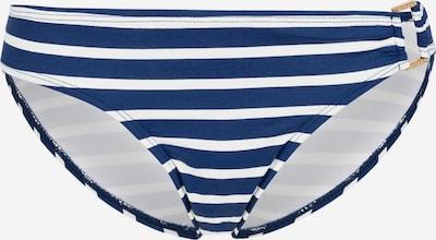 Lauren Ralph Lauren Bikinihose in blau / weiß, Produktansicht