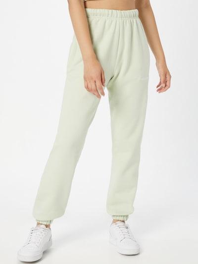 Pegador Pants 'Grace' in Mint / White, View model