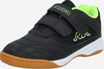 KAPPA Sneaker 'Kickoff K' in Schwarz