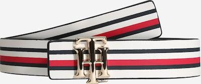 Cintura TOMMY HILFIGER di colore navy / oro / rosso / bianco, Visualizzazione prodotti