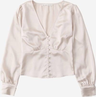 Abercrombie & Fitch Blouse in de kleur Wit, Productweergave