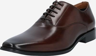 Dune LONDON Čevlji na vezalke | temno rjava barva, Prikaz izdelka