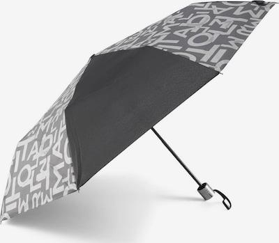 TOM TAILOR Paraplu in de kleur Grijs / Zwart / Wit, Productweergave