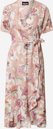 PIECES Šaty 'SUUNA' - zmiešané farby / staroružová, Produkt
