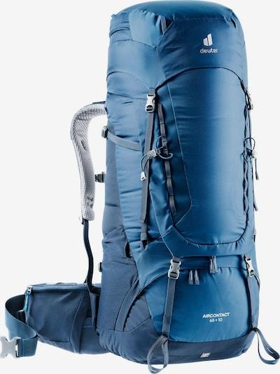 DEUTER Sportrucksack 'Aircontact ' in kobaltblau, Produktansicht