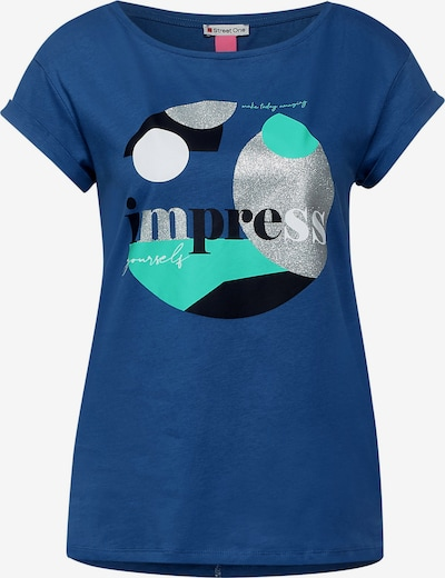 Tricou STREET ONE pe albastru / mai multe culori, Vizualizare produs