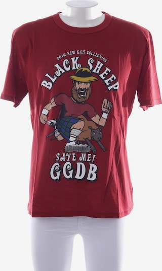 Golden Goose T-Shirt in M in mischfarben / rot, Produktansicht