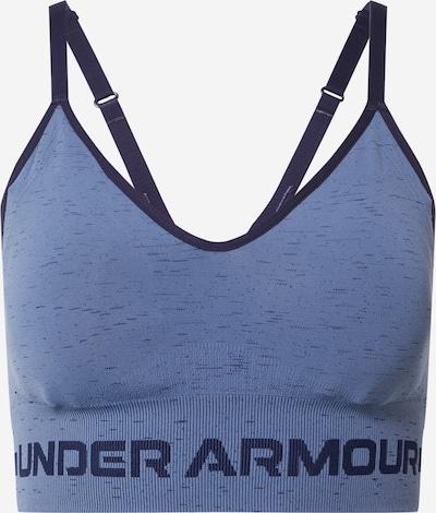 UNDER ARMOUR Sport-BH in nachtblau / taubenblau, Produktansicht