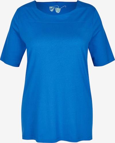 FRAPP Shirt in royalblau, Produktansicht