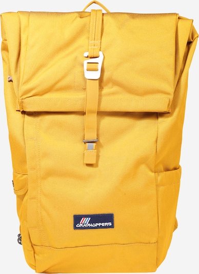 CRAGHOPPERS Sac à dos de sport 'Kiwi' en jaune, Vue avec produit