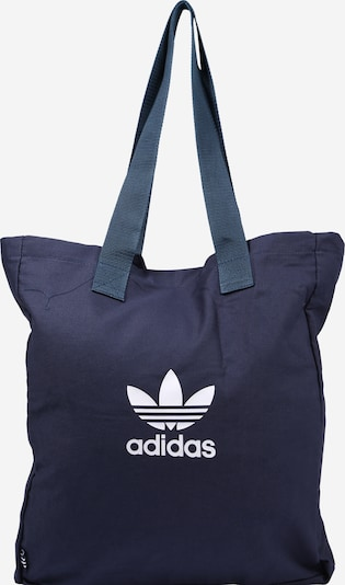 ADIDAS ORIGINALS Shopper in navy / weiß, Produktansicht