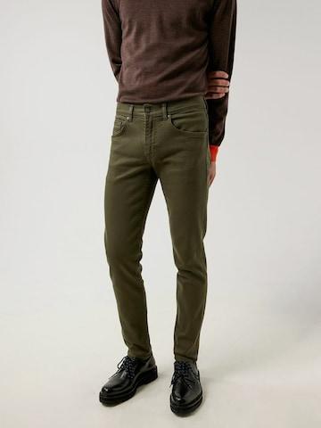 J.Lindeberg Jeans 'Jay' in Grün