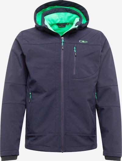 CMP Āra jaka tumši zils / zaļš, Preces skats