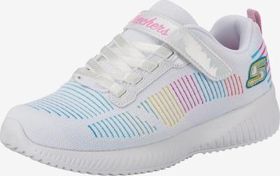 SKECHERS Zapatillas deportivas 'Bobs Squad' en azul / amarillo / naranja oscuro / rosa / blanco, Vista del producto
