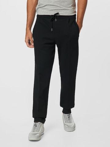 JOOP! Spodnie 'Stanek' w kolorze czarny