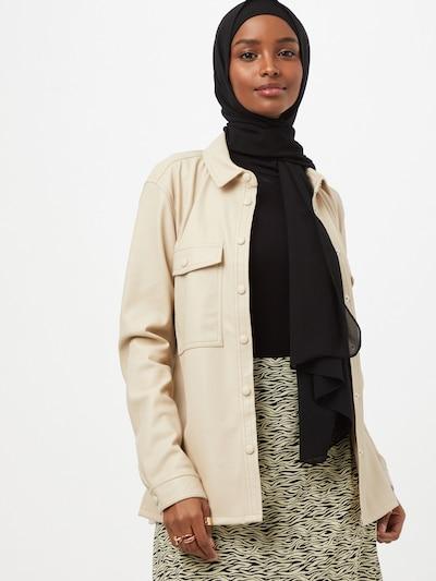 RINO & PELLE Blouse in de kleur Beige, Modelweergave