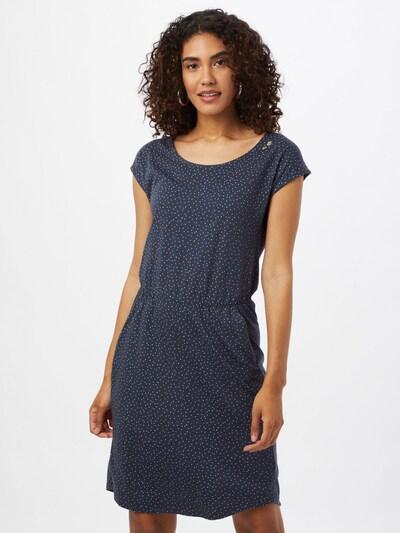 Ragwear Kleid 'LILITHE' in indigo / weiß, Modelansicht