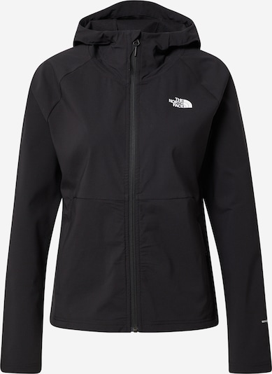 THE NORTH FACE Sports jacket in Black / White, Item view