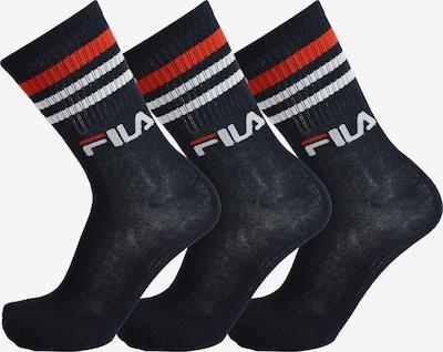 FILA Socken in blau, Produktansicht