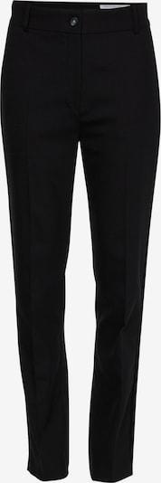 ZOE KARSSEN Pantalon à plis en noir, Vue avec produit