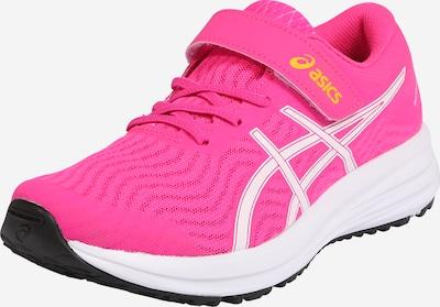 Sportiniai batai 'PATRIOT 12' iš ASICS , spalva - neoninė rožinė / balta, Prekių apžvalga