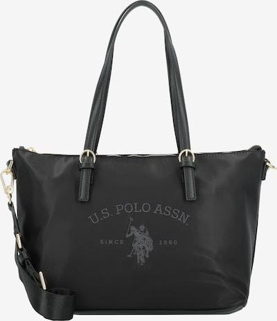 U.S. Polo Assn. Tasche 'Springfield' 31cm in schwarz, Produktansicht