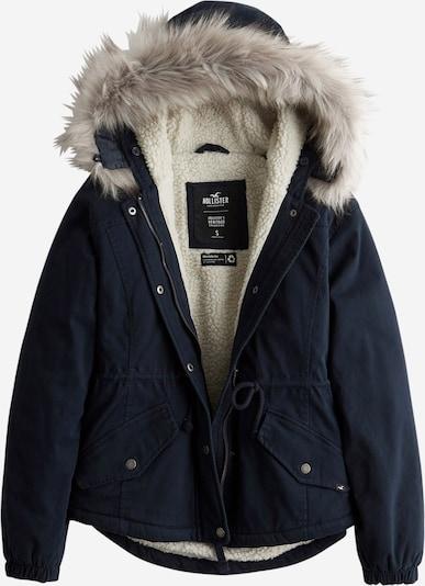 HOLLISTER Jacke in blau / grau, Produktansicht