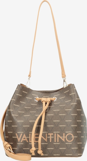 Valentino Bags Beuteltasche 'Liuto' in hellbraun / dunkelbraun, Produktansicht