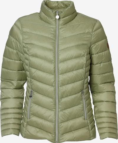 Danwear Daunenjacke 'Ally' in grün, Produktansicht