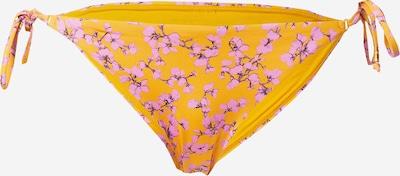 Pantaloncini per bikini 'AENA PALMAR' Banana Moon di colore senape / lilla, Visualizzazione prodotti