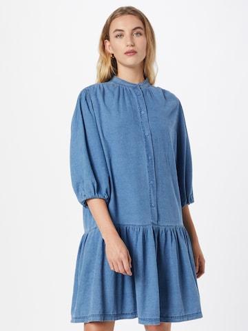 Marc O'Polo DENIM Kleid in Blau