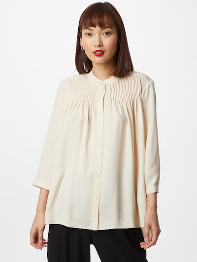 természetes fehér Calvin Klein Blúz, Modell nézet