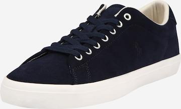 Sneaker low de la Polo Ralph Lauren pe albastru