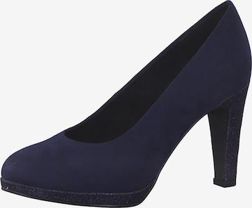 MARCO TOZZI Γόβες σε μπλε
