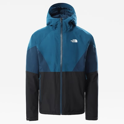 THE NORTH FACE Functional jacket in dusty blue / sky blue / black / white, Item view