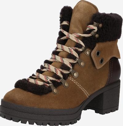 See by Chloé Botines con cordones 'SB31120A' en marrón / marrón oscuro, Vista del producto