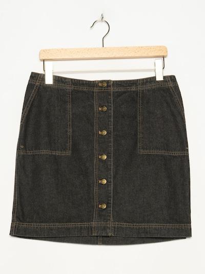 RALPH LAUREN Jeansrock in XXXL in black denim, Produktansicht