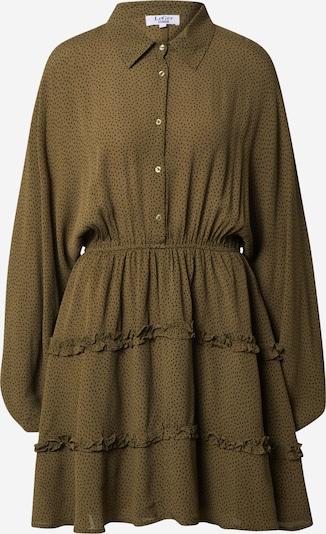 LeGer by Lena Gercke Kleid 'Fabrice' in oliv / mischfarben, Produktansicht